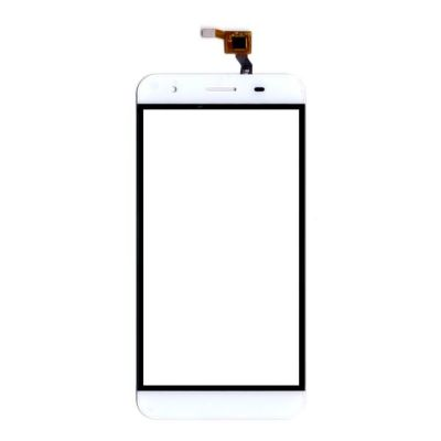 Touch Screen Digitizer for Lyf Water 11 - white