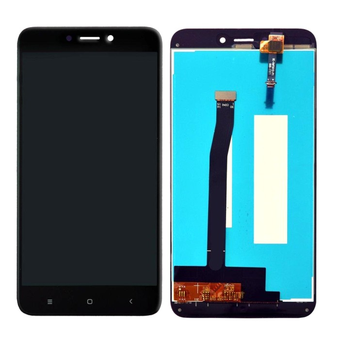 LCD with Touch Screen for Xiaomi Redmi 4 32GB - Black (display glass combo folder)