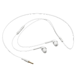Earphone for Xiaomi Redmi Note 5 Pro - Handsfree, In-Ear Headphone, White