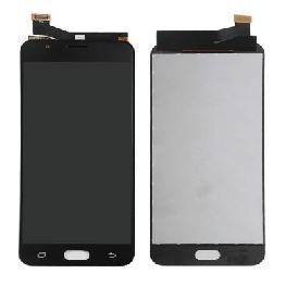 LCD with Touch Screen for Samsung Galaxy J7 Prime - Black (display glass combo folder)