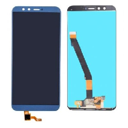 LCD with Touch Screen for Honor 9 Lite - Blue (display glass combo folder)