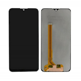 LCD with Touch Screen for Vivo Y93 Mediatek - Purple (display glass combo folder)