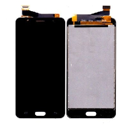 LCD with Touch Screen for Samsung Galaxy J7 Max - Black (display glass combo folder)