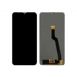 LCD with Touch Screen for Samsung Galaxy A10 - Black (display glass combo folder)