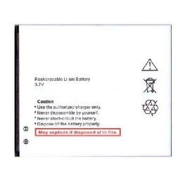 Battery for Lenovo A6000