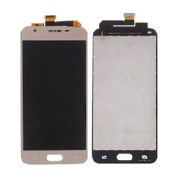 LCD with Touch Screen for Samsung Galaxy J5 Prime - Gold (display glass combo folder)